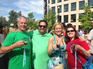 August: Beer festival in SLC! Who knew such a thing could happen in this crazy state?